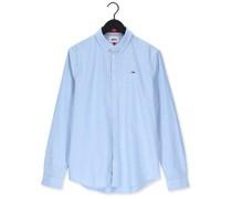Casual-oberhemd Tjm Slim Stretch Oxford Shirt Hellblau Herren