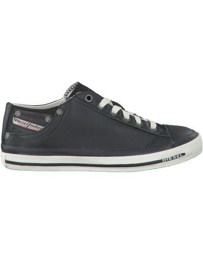 Schwarze Diesel Sneaker Magnete Exposure Iv Low W
