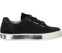 Schwarze Gabor Sneaker 505