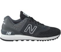 Schwarze New Balance Sneaker MTL574 HEREN