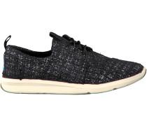 Schwarze Toms Sneaker DEL REY