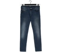 Slim Fit Jeans 165276 - Skim Super Slim Fit J Blau Herren