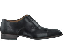Schwarze Giorgio Business Schuhe RAVENNA