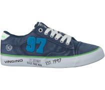 Blaue Vingino Sneaker DAVE LOW 97