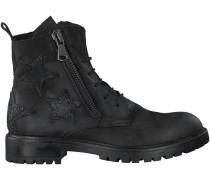 Schwarze Bronx Boots 46929