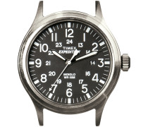 Silberne Timex Uhr (ohne Armband) SCOUT