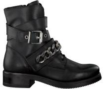 Schwarze Omoda Biker Boots 15290