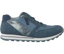 Blaue Gabor Sneaker 368