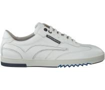 Weisse Floris van Bommel Sneaker 16074