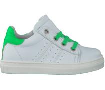 Weisse Omoda Sneaker 652