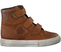 Cognac Vingino Sneaker DUNCAN VELCRO