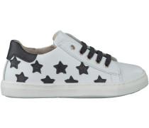 Weisse Omoda Sneaker B1425