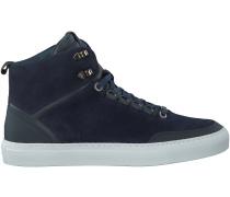 Blaue Nubikk Sneaker DEAN BASKET