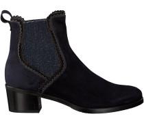 Blaue Maripé Chelsea Boots 25561