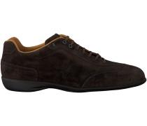 Braune Van Bommel Sneaker 16139