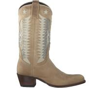Beige Sendra Cowboystiefel 14144