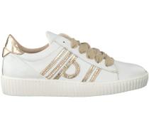 Weiße Mjus Sneaker 685127