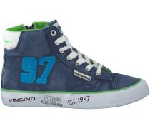 Blaue Vingino Sneaker DAVE MID 97