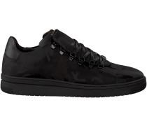 Schwarze Nubikk Sneaker YEYE CAMO MEN