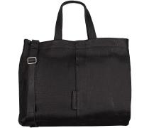 Schwarze Shabbies Handtasche 261197