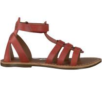 Rote Kickers Sandalen DIXHUIT