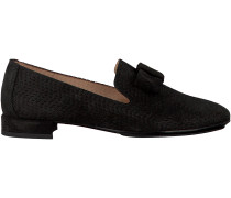 Schwarze Hispanitas Loafer ITACA