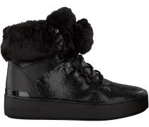 Schwarze Michael Kors Sneaker KYLE HIKER