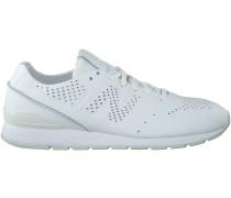 Weiße New Balance Sneaker MRL996