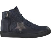 Blaue Hip Sneaker H1184