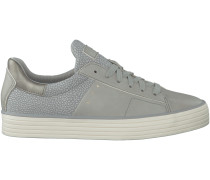 Graue Esprit Sneaker SITA LACE UP