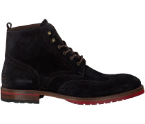 Blaue Floris van Bommel Ankle Boots 10974