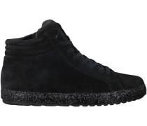 Schwarze Gabor Sneaker 435