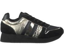 Schwarze Versace Jeans Sneaker 75335