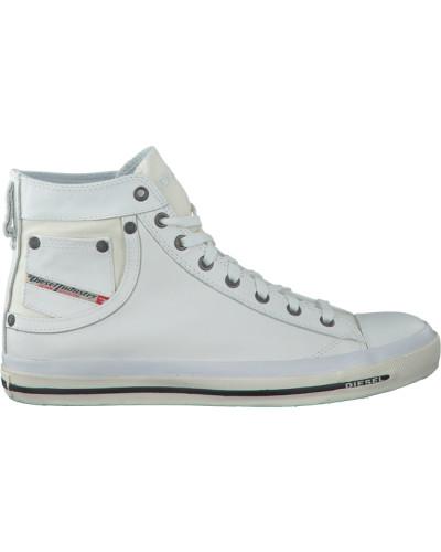 white Diesel shoe Magnete Exposure I