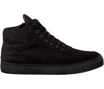 Schwarze Omoda Sneaker 907 KIDS FW17