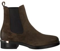 Grüne Via Vai Chelsea Boots 4902054