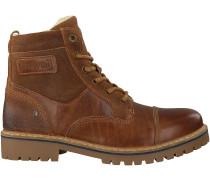 Cognac Bullboxer Ankle Boots AHA505E6L