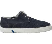 Blaue Floris van Bommel Sneaker 14451