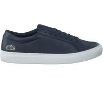 Blaue Lacoste Sneaker L1212