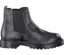 Blaue Bronx Chelsea Boots 46703