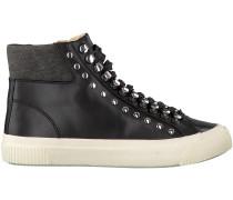 Schwarze Diesel Sneaker S-MUSTAVE MC