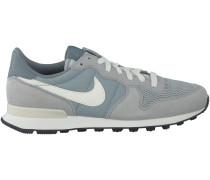 Graue Nike Sneaker INTERNATIONALIST HERREN