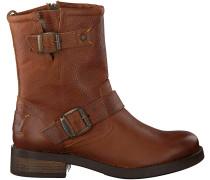 Cognac Brunotti Biker Boots MARCIANA MID