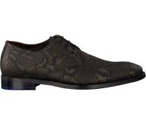 Floris Van Bommel Business Schuhe 18124 Grün Herren