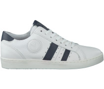 Weisse Hip Sneaker H1190