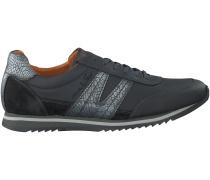 Schwarze Van Lier Sneaker 7254