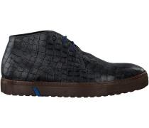 Blaue Floris van Bommel Sneaker 10941