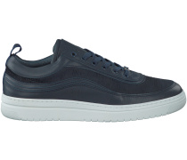 Blaue Nubikk Sneaker YEYE