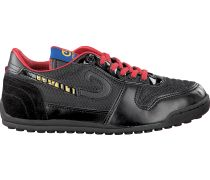 Schwarze Cruyff Classics Sneaker ASTRO JR LACE