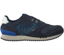 Blaue Tommy Hilfiger Sneaker BARTON 3C